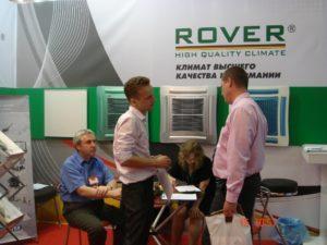 Вентиляция Rover