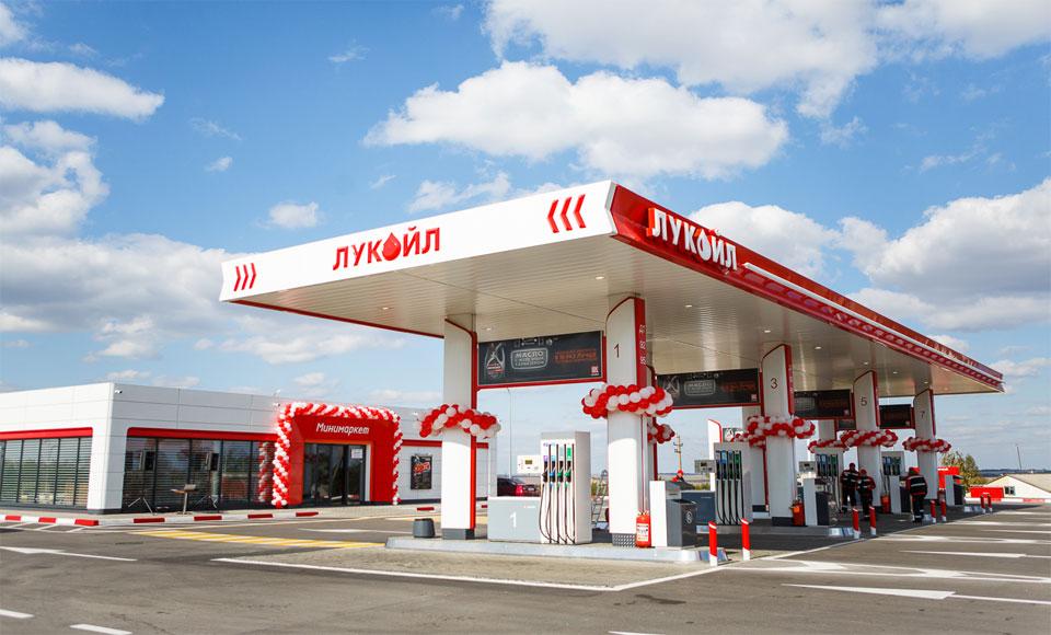 Автозаправки сети АЗС ЛУКОЙЛ в г.Нижний Новгород и  Нижегородской области