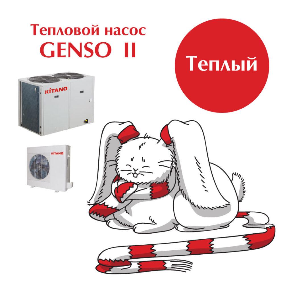 Январский дух Kitano – Genso!
