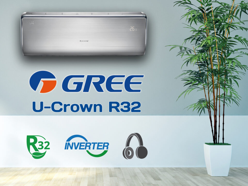 Кондиционер GREE серии U-Crown