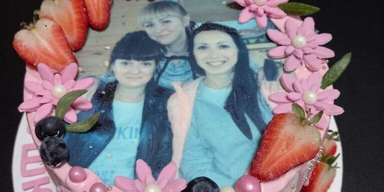 8 МАРТА В ЖЕНСКОМ КОЛЛЕКТИВЕ ООО ВЕНТКЛИМАТ