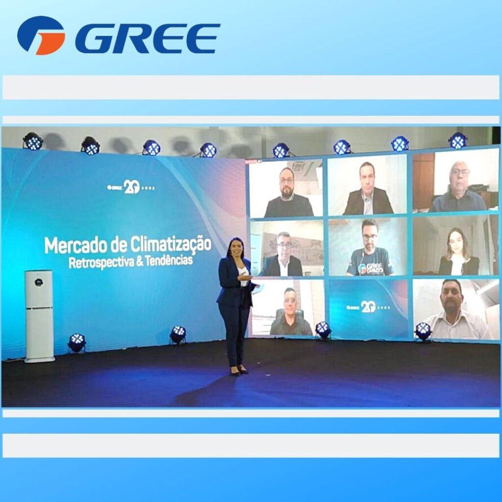 GREE Electric Appliances - онлайн-саммит в Бразилии